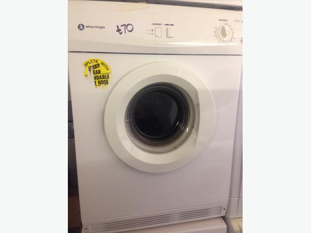 WHITE KNIGHT DRYER VENTED 6KG