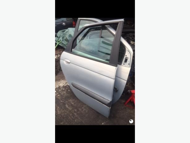 VAUXHALL VECTRA DOORS AND BOOT STAR SILVER III