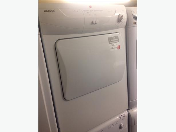 HOOVER VENTED DRYER 7KG