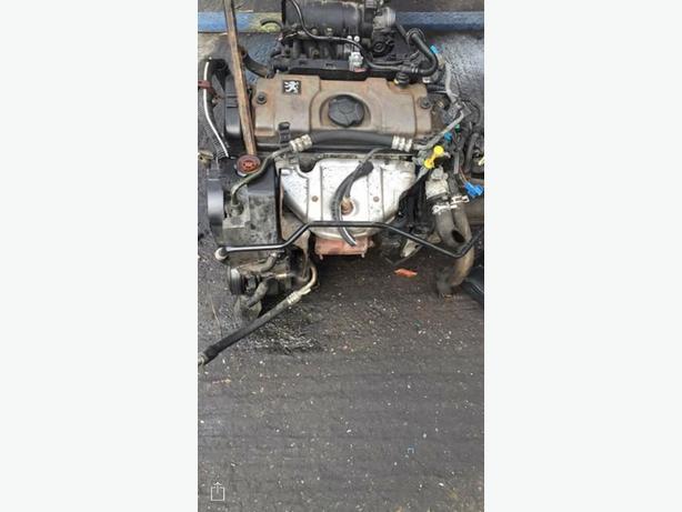 peugeot engine  206 1.1 / warranty / delivery