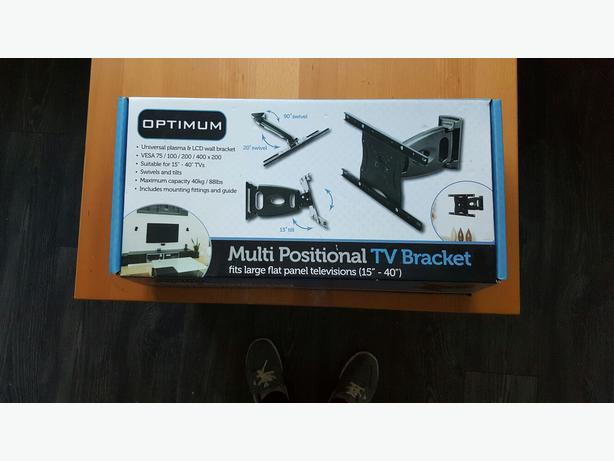 brand new in box tv wall mount £10 if gone this weekend