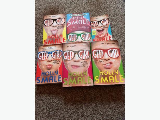 geek girl books