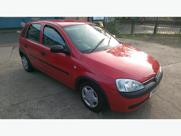 CORSA CLUB 1,2 PETROL ONLY 76.000 MILES.MOT MAY