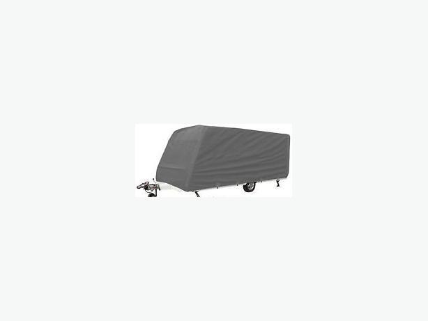 Caravan Cover,Grey,17-19 ft. New, Never used, still in box