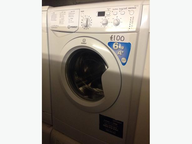 INDESIT WASHING MACHINE 6KG