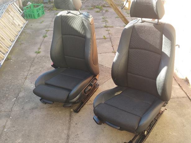 BMW 1SERIES E87 M Sport Seats