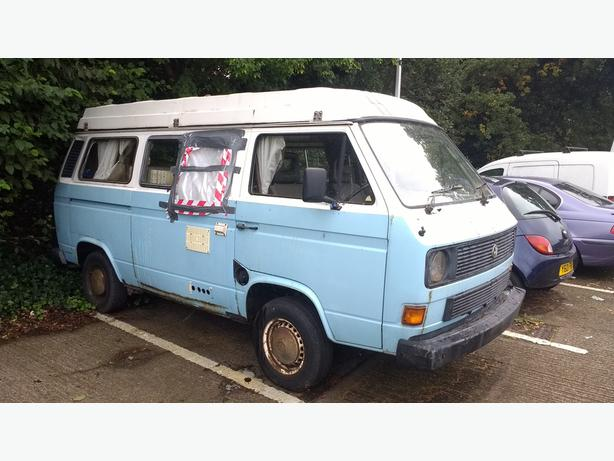 Volkswagen Transporter T25 Project