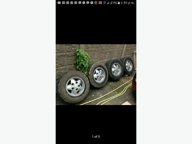 landrover offroad wheels