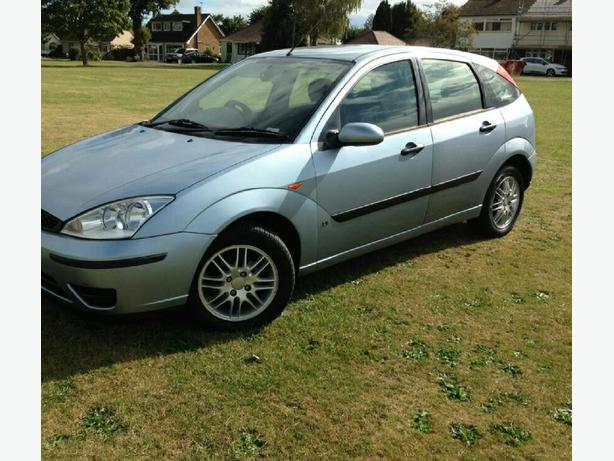 FORD FOCUS 1.6 LX PETROL 5 DOOR HATCHBACK