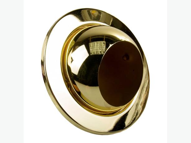 JCC Eye Ball R63 Light Fitting - Polished Brass