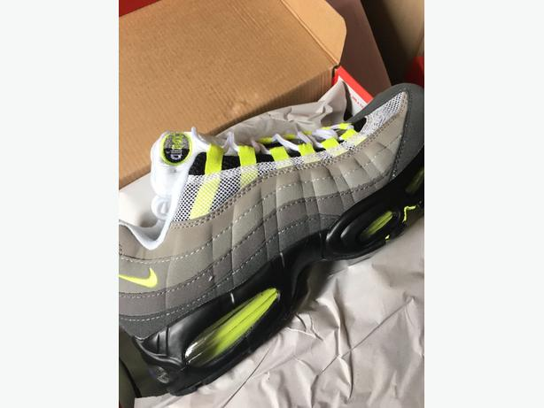 nike air max 95s mens boys trainers shoes new