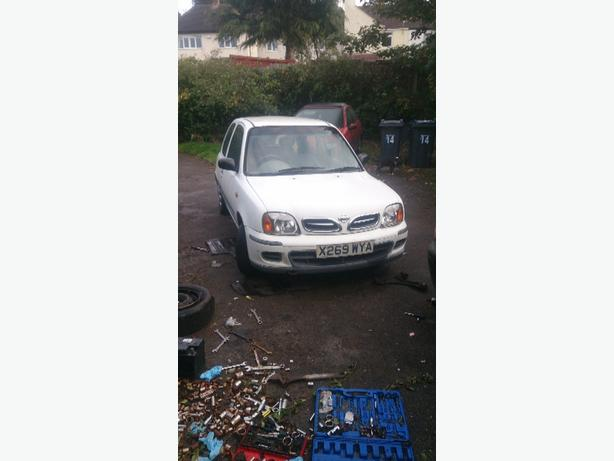 cheap nissan micra se