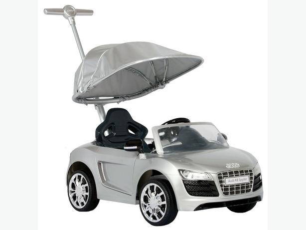 Audi Push Buggy With Canopy -