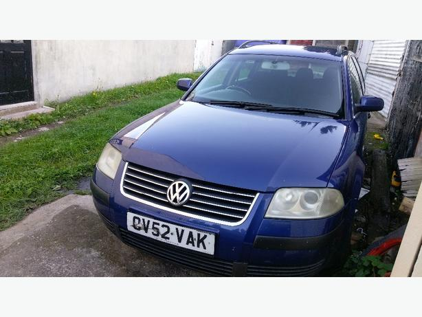 Vw Passat 1.9 tdi 2 red