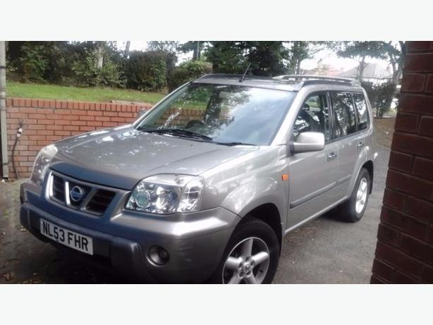 Nissan X-Trail Sports for sale