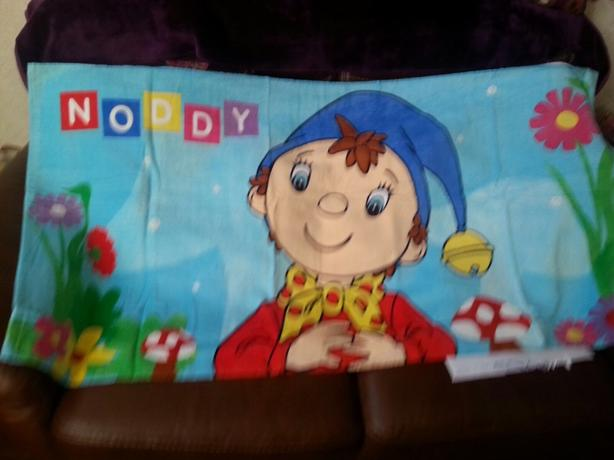 brand new noddy towel