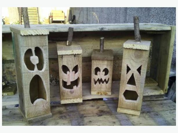 great for halloween set of 4 for £10