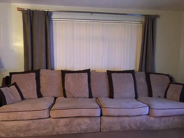 sofa 6-8 seater