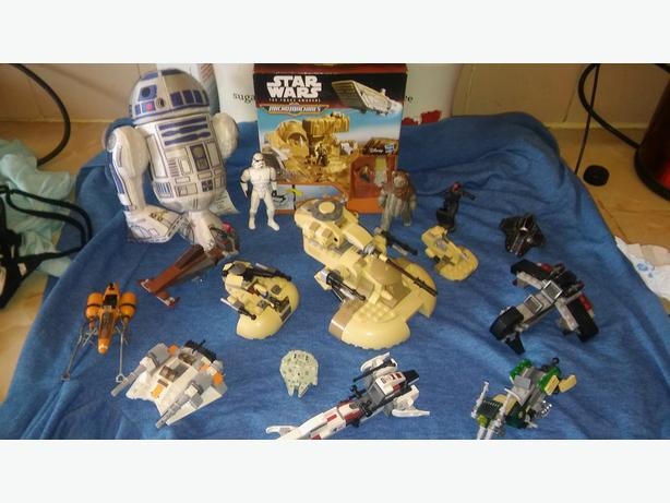 STARWARS BUNDLE EX CON