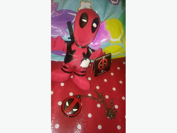 Deadpool collectables