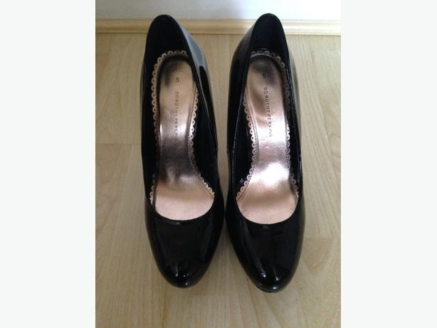 dorothy perkins ladies high heel shoe size 5