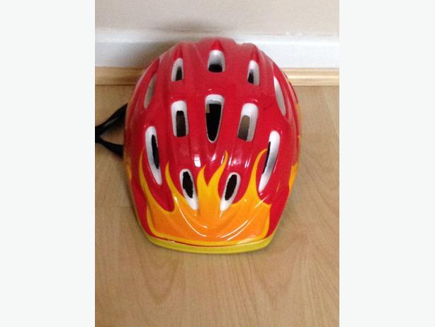 boys bicycle helmet