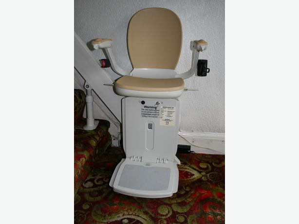 Brooks Curve 180 T565 Stairlift