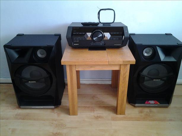 Sony shake 33 party speaker system