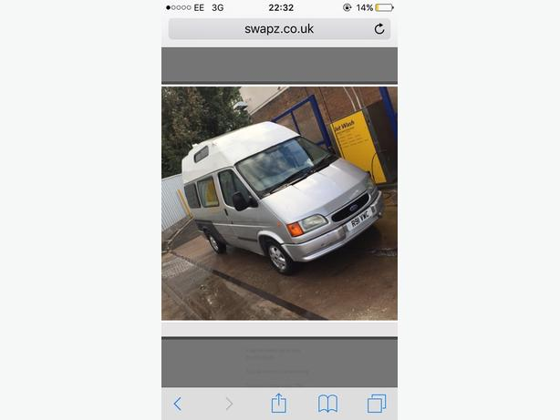 ford transit autosleeper 2.5td bargain