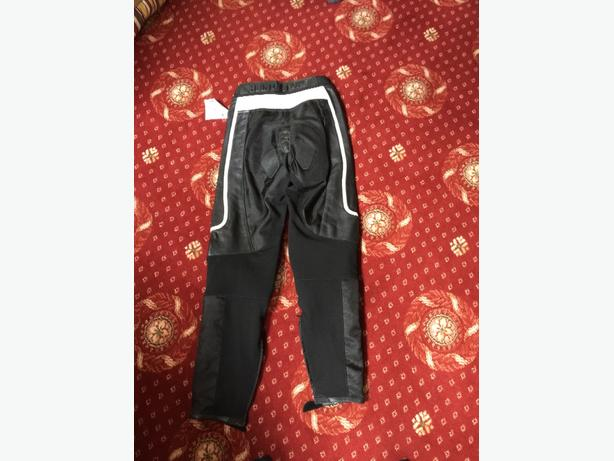 size 8/10 ladies motocyle trousers