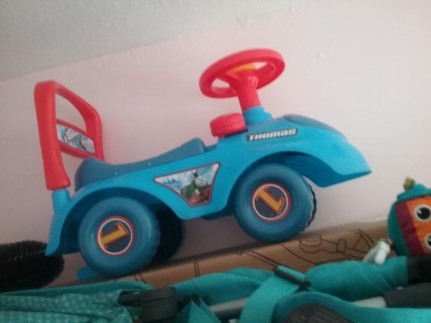 Thomas ride on