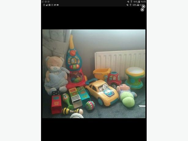 Baby or toddler toy bundle