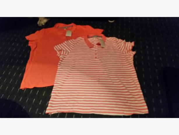 Pack of 2 Brand new Anthology Polo Shirts Size 22