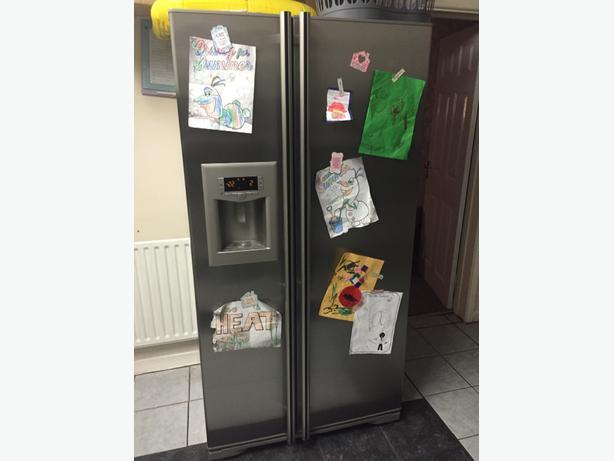 teka american fridge freezer!