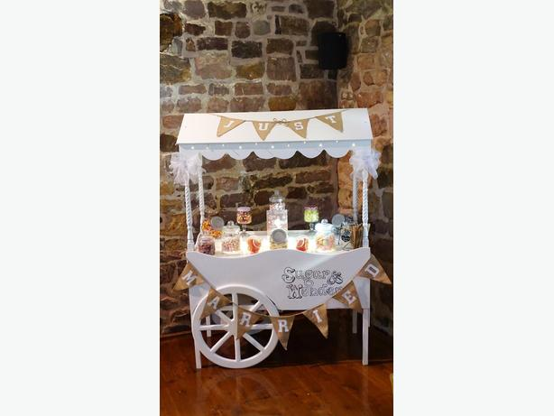 Sugar & Wonder Candy Cart Hire