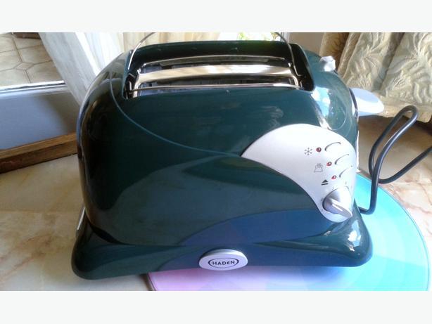 Haden 2 slice toaster