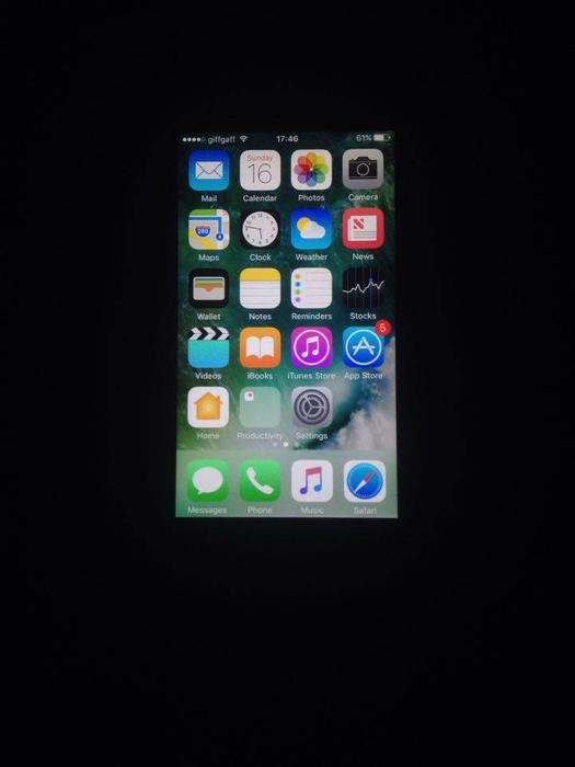 how to fix ghost touch iphone 5