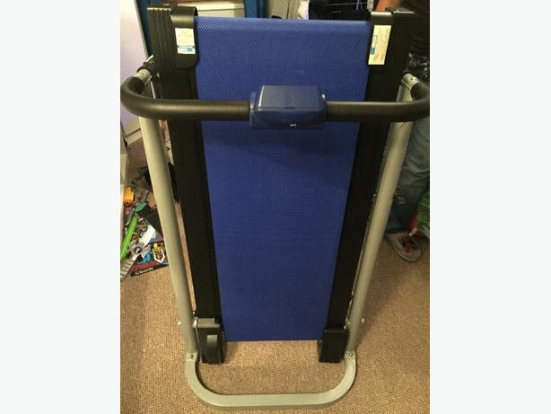 pro fitness manual running machine