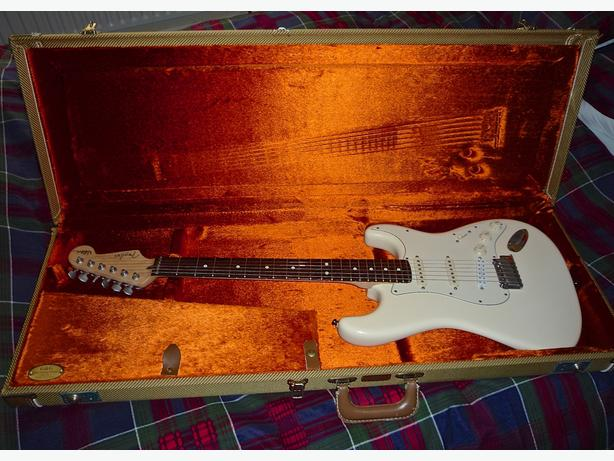 Fender Stratocaster Jeff Beck signature