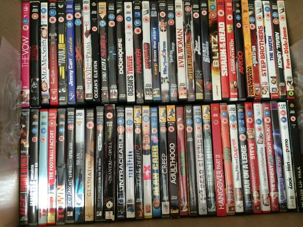 DVDs for sale 63 total