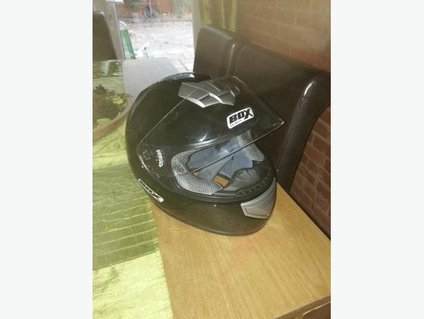 box motorcycle  helmet