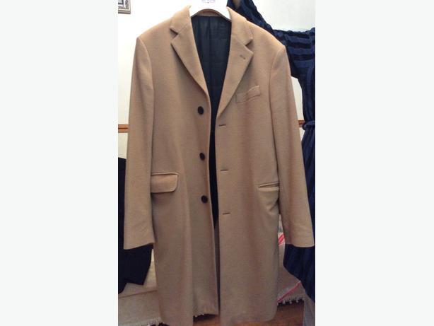 Next  beige three quarter coat