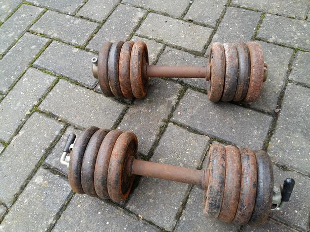 20KG DUMBBELL WEIGHTS SET