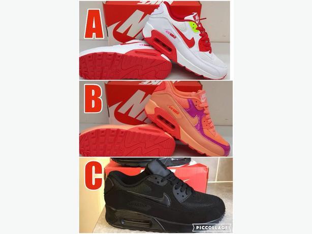 Womens Nike Airmax 90's - NEW