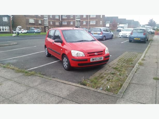 hyundai getz for sale