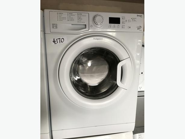 HOTPOINT WASHING MACHINE 1-9KG