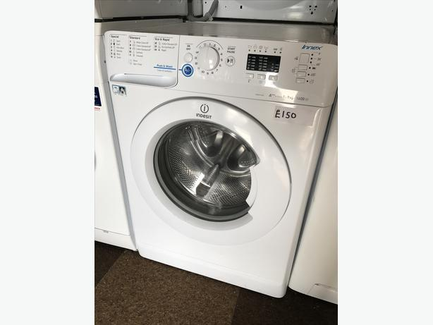 INDESIT 1-9KG WASHING MACHINE2