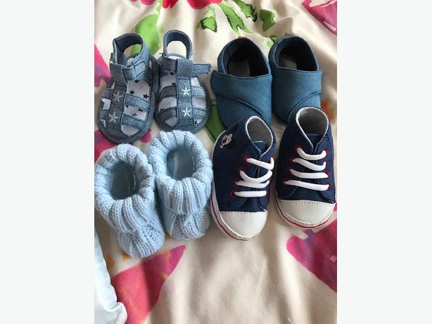baby boy shoes/boots