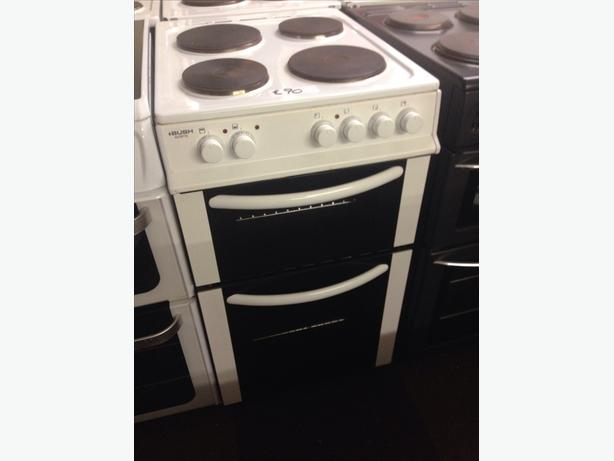 PLATED TOP 50CM BUSH ELECTRIC COOKER