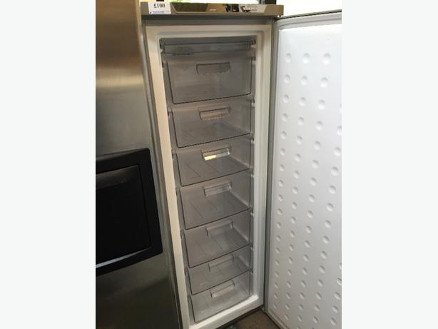 presige tall freezer free delivery